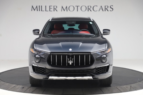 Used 2019 Maserati Levante S Q4 GranLusso for sale $73,900 at Bentley Greenwich in Greenwich CT 06830 12