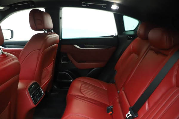 Used 2019 Maserati Levante S Q4 GranLusso for sale $73,900 at Bentley Greenwich in Greenwich CT 06830 19