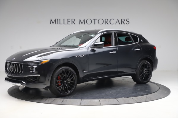 Used 2019 Maserati Levante S Q4 GranLusso for sale $73,900 at Bentley Greenwich in Greenwich CT 06830 2