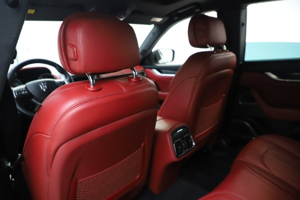 Used 2019 Maserati Levante S Q4 GranLusso for sale $73,900 at Bentley Greenwich in Greenwich CT 06830 20