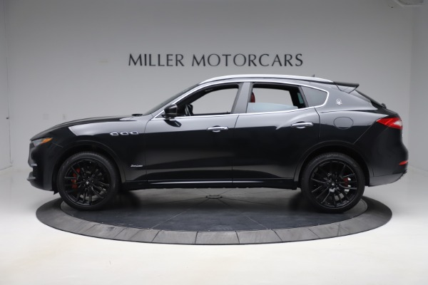 Used 2019 Maserati Levante S Q4 GranLusso for sale $73,900 at Bentley Greenwich in Greenwich CT 06830 3