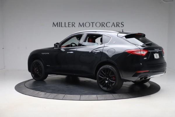 Used 2019 Maserati Levante S Q4 GranLusso for sale $73,900 at Bentley Greenwich in Greenwich CT 06830 4