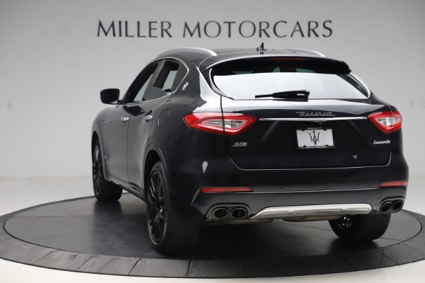 Used 2019 Maserati Levante S Q4 GranLusso for sale $73,900 at Bentley Greenwich in Greenwich CT 06830 5