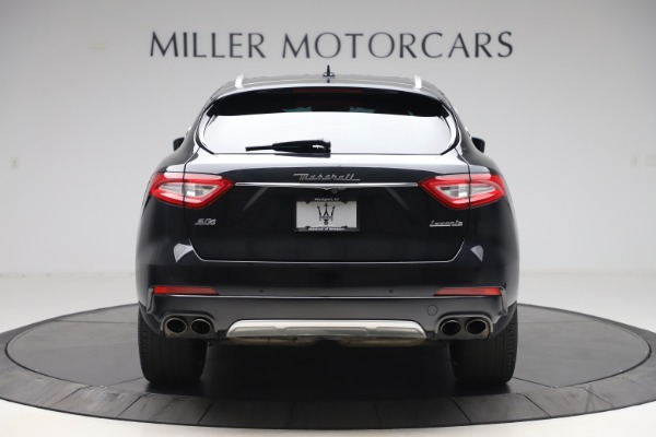 Used 2019 Maserati Levante S Q4 GranLusso for sale $73,900 at Bentley Greenwich in Greenwich CT 06830 6