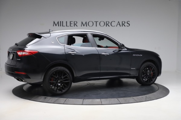 Used 2019 Maserati Levante S Q4 GranLusso for sale $73,900 at Bentley Greenwich in Greenwich CT 06830 8