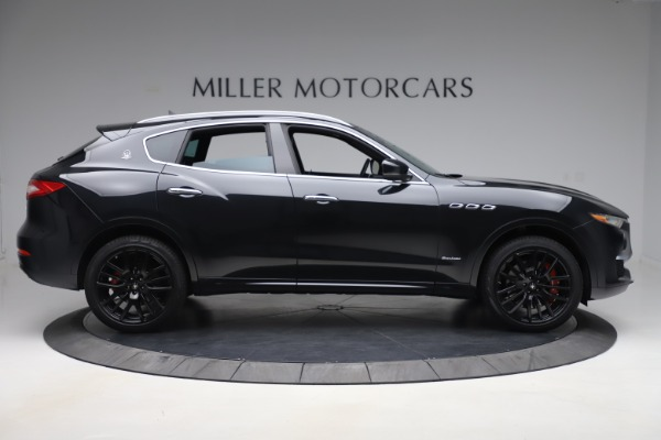 Used 2019 Maserati Levante S Q4 GranLusso for sale $73,900 at Bentley Greenwich in Greenwich CT 06830 9