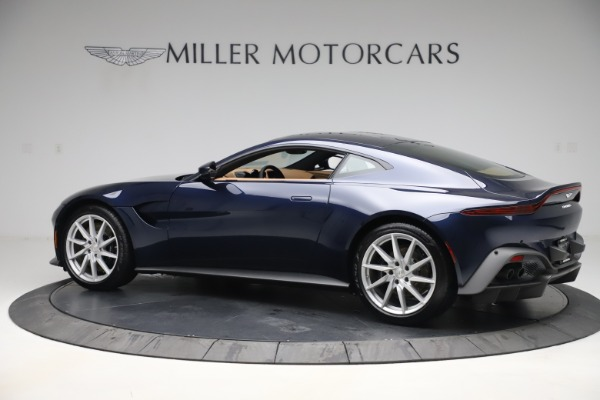 New 2020 Aston Martin Vantage Coupe for sale $174,731 at Bentley Greenwich in Greenwich CT 06830 10