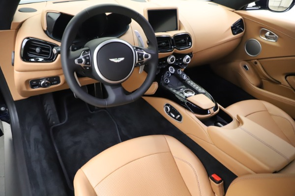 New 2020 Aston Martin Vantage Coupe for sale $174,731 at Bentley Greenwich in Greenwich CT 06830 13