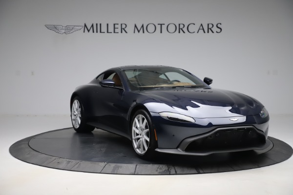 New 2020 Aston Martin Vantage Coupe for sale $174,731 at Bentley Greenwich in Greenwich CT 06830 3