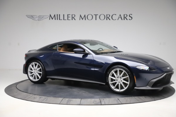 New 2020 Aston Martin Vantage Coupe for sale $174,731 at Bentley Greenwich in Greenwich CT 06830 4