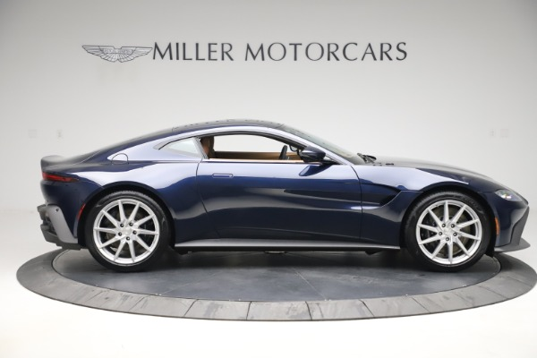 New 2020 Aston Martin Vantage Coupe for sale $174,731 at Bentley Greenwich in Greenwich CT 06830 5