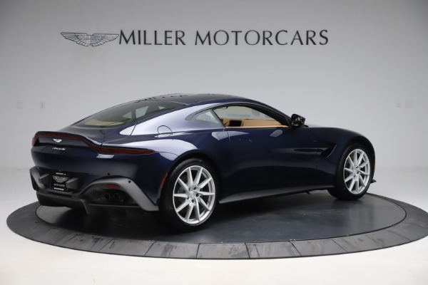 New 2020 Aston Martin Vantage Coupe for sale $174,731 at Bentley Greenwich in Greenwich CT 06830 6
