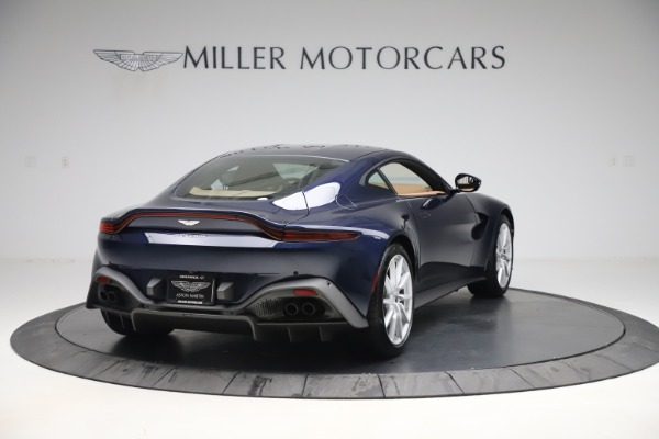 New 2020 Aston Martin Vantage Coupe for sale $174,731 at Bentley Greenwich in Greenwich CT 06830 7