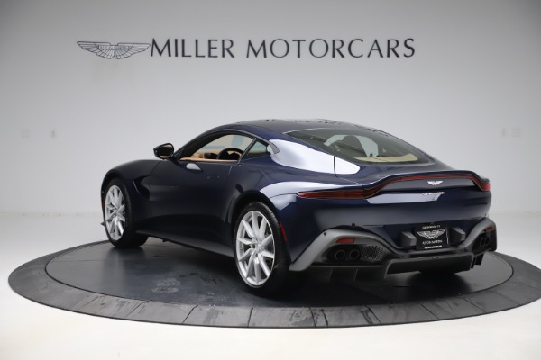 New 2020 Aston Martin Vantage Coupe for sale $174,731 at Bentley Greenwich in Greenwich CT 06830 9