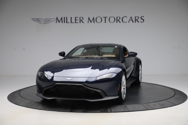 New 2020 Aston Martin Vantage Coupe for sale $174,731 at Bentley Greenwich in Greenwich CT 06830 1