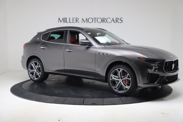 New 2020 Maserati Levante S Q4 GranSport for sale $101,535 at Bentley Greenwich in Greenwich CT 06830 10