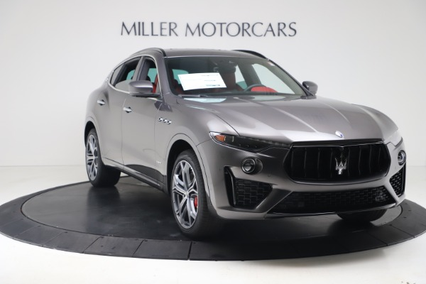 New 2020 Maserati Levante S Q4 GranSport for sale $101,535 at Bentley Greenwich in Greenwich CT 06830 11