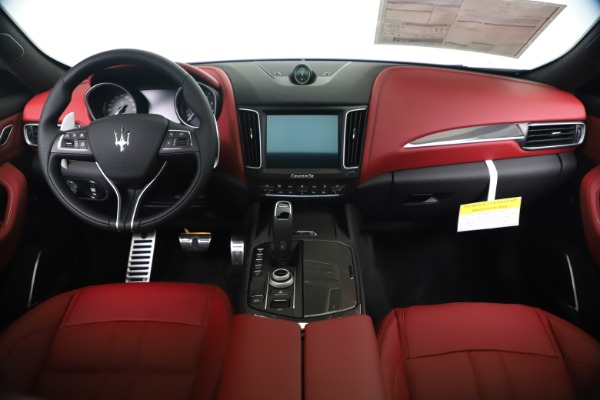 New 2020 Maserati Levante S Q4 GranSport for sale $101,535 at Bentley Greenwich in Greenwich CT 06830 16