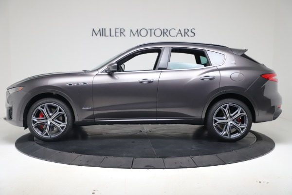 New 2020 Maserati Levante S Q4 GranSport for sale $101,535 at Bentley Greenwich in Greenwich CT 06830 3