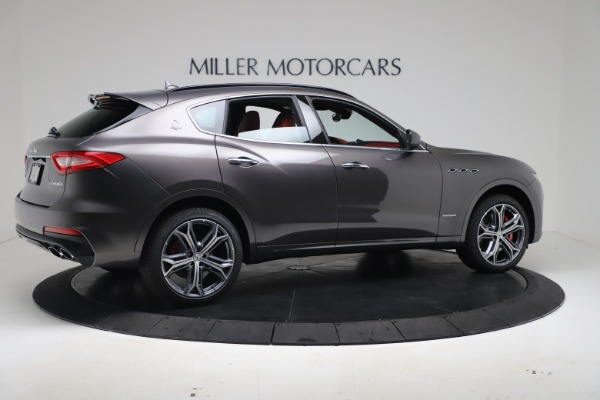 New 2020 Maserati Levante S Q4 GranSport for sale $101,535 at Bentley Greenwich in Greenwich CT 06830 8
