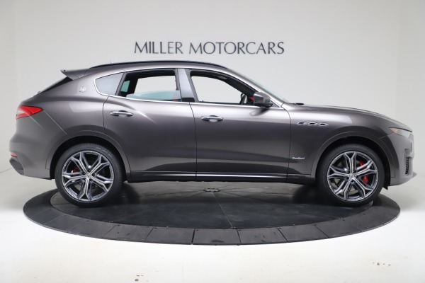 New 2020 Maserati Levante S Q4 GranSport for sale $101,535 at Bentley Greenwich in Greenwich CT 06830 9