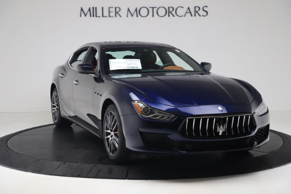 New 2020 Maserati Ghibli S Q4 for sale $85,535 at Bentley Greenwich in Greenwich CT 06830 11