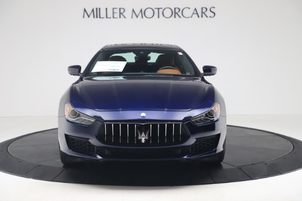 New 2020 Maserati Ghibli S Q4 for sale $85,535 at Bentley Greenwich in Greenwich CT 06830 12
