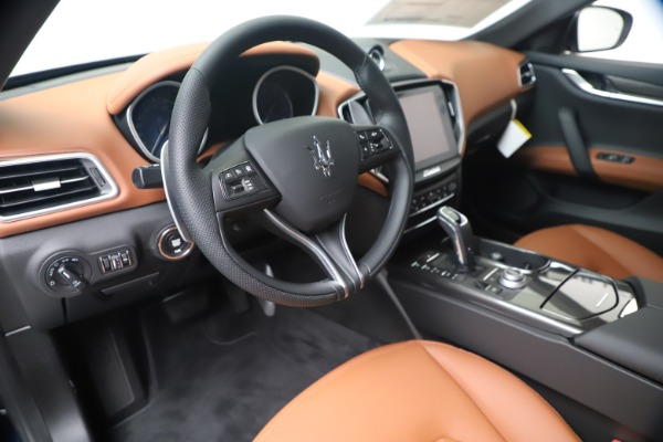 New 2020 Maserati Ghibli S Q4 for sale $85,535 at Bentley Greenwich in Greenwich CT 06830 13