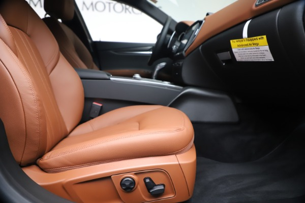 New 2020 Maserati Ghibli S Q4 for sale $85,535 at Bentley Greenwich in Greenwich CT 06830 23