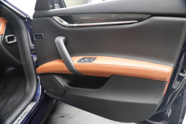New 2020 Maserati Ghibli S Q4 for sale $85,535 at Bentley Greenwich in Greenwich CT 06830 25