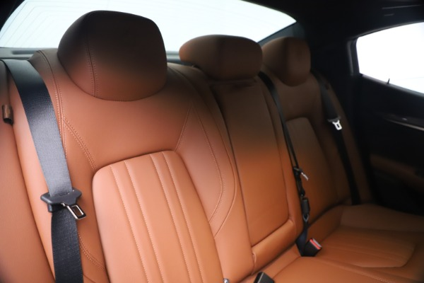 New 2020 Maserati Ghibli S Q4 for sale $85,535 at Bentley Greenwich in Greenwich CT 06830 26