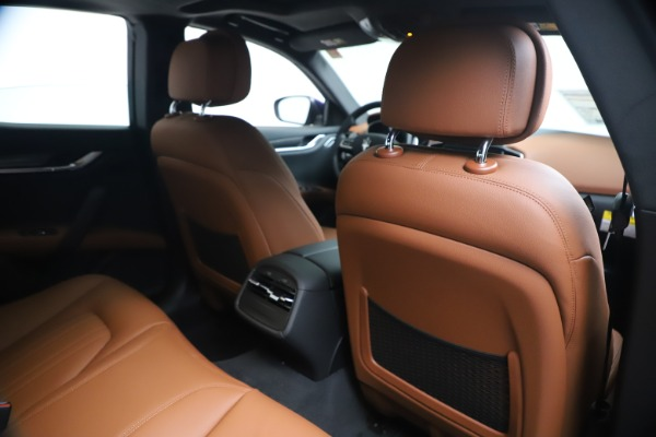 New 2020 Maserati Ghibli S Q4 for sale $85,535 at Bentley Greenwich in Greenwich CT 06830 28