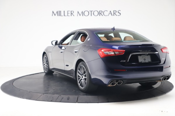 New 2020 Maserati Ghibli S Q4 for sale $85,535 at Bentley Greenwich in Greenwich CT 06830 5