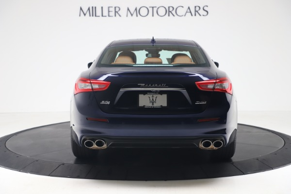New 2020 Maserati Ghibli S Q4 for sale $85,535 at Bentley Greenwich in Greenwich CT 06830 6