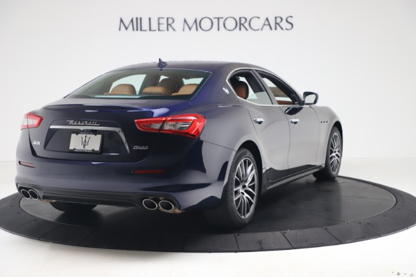New 2020 Maserati Ghibli S Q4 for sale $85,535 at Bentley Greenwich in Greenwich CT 06830 7