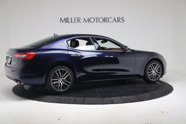 New 2020 Maserati Ghibli S Q4 for sale $85,535 at Bentley Greenwich in Greenwich CT 06830 8