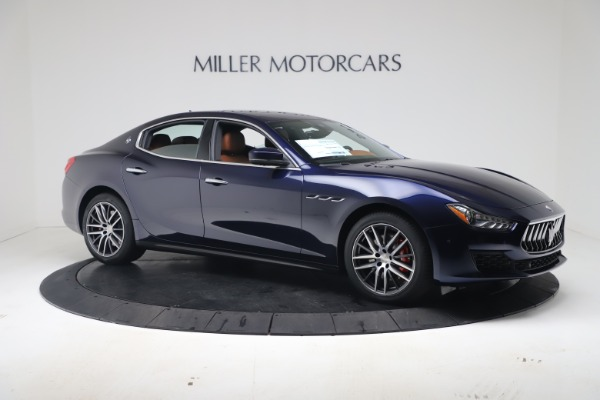 New 2020 Maserati Ghibli S Q4 for sale $85,535 at Bentley Greenwich in Greenwich CT 06830 10