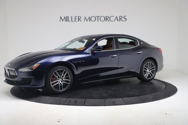 New 2020 Maserati Ghibli S Q4 for sale $85,535 at Bentley Greenwich in Greenwich CT 06830 2