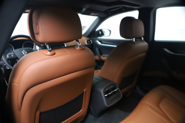 New 2020 Maserati Ghibli S Q4 for sale $85,535 at Bentley Greenwich in Greenwich CT 06830 20