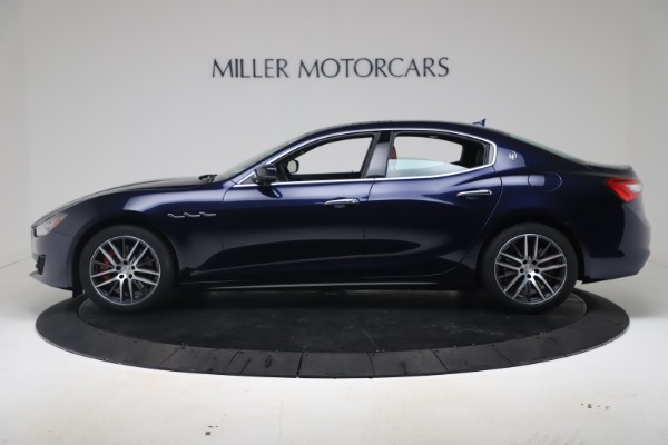 New 2020 Maserati Ghibli S Q4 for sale $85,535 at Bentley Greenwich in Greenwich CT 06830 3
