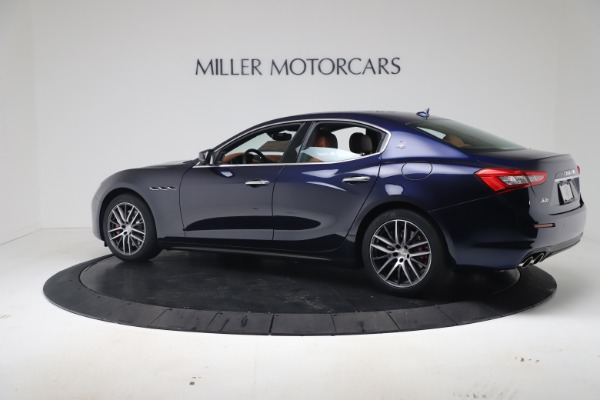 New 2020 Maserati Ghibli S Q4 for sale $85,535 at Bentley Greenwich in Greenwich CT 06830 4