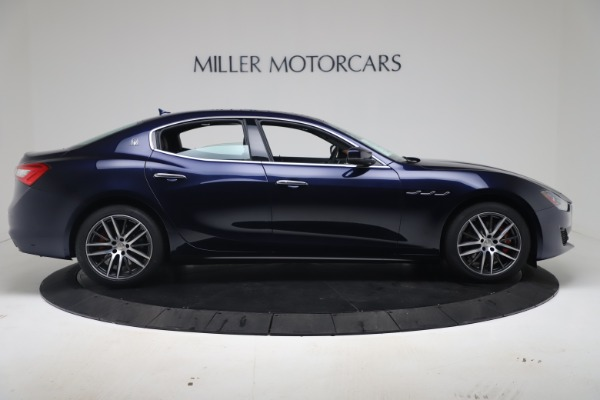 New 2020 Maserati Ghibli S Q4 for sale $85,535 at Bentley Greenwich in Greenwich CT 06830 9