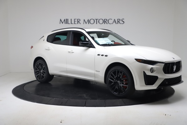 New 2020 Maserati Levante S Q4 GranSport for sale $104,485 at Bentley Greenwich in Greenwich CT 06830 10