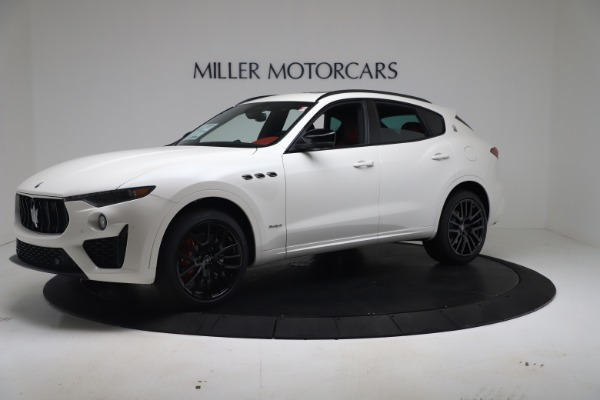 New 2020 Maserati Levante S Q4 GranSport for sale $104,485 at Bentley Greenwich in Greenwich CT 06830 2