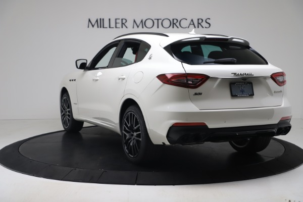 New 2020 Maserati Levante S Q4 GranSport for sale $104,485 at Bentley Greenwich in Greenwich CT 06830 5