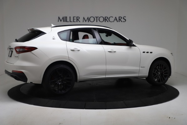 New 2020 Maserati Levante S Q4 GranSport for sale $104,485 at Bentley Greenwich in Greenwich CT 06830 8