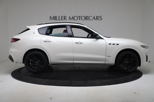 New 2020 Maserati Levante S Q4 GranSport for sale $104,485 at Bentley Greenwich in Greenwich CT 06830 9