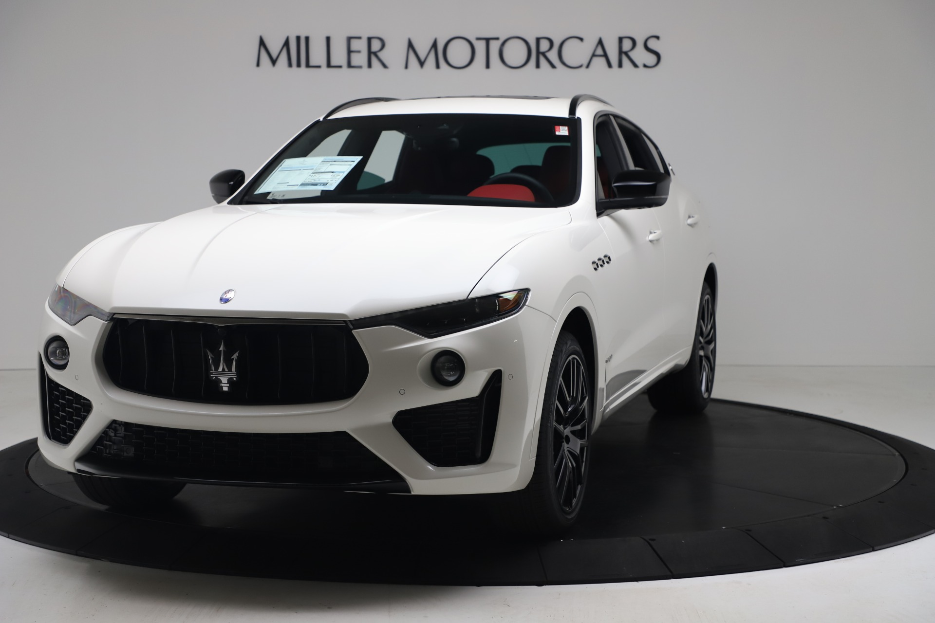 New 2020 Maserati Levante S Q4 GranSport for sale $104,485 at Bentley Greenwich in Greenwich CT 06830 1