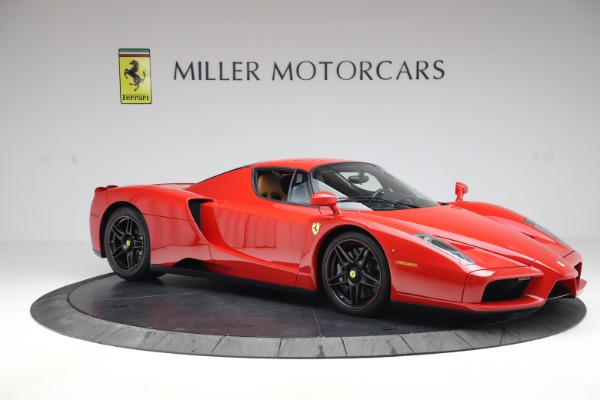 Used 2003 Ferrari Enzo for sale Call for price at Bentley Greenwich in Greenwich CT 06830 10