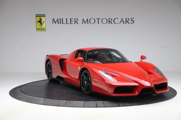 Used 2003 Ferrari Enzo for sale Call for price at Bentley Greenwich in Greenwich CT 06830 11